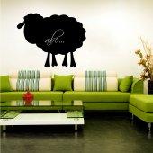 Autocolante ardósia ovelha