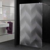 Autocolante cabine de duche design duna