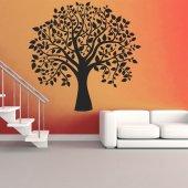 Autocolante decorativo árbol
