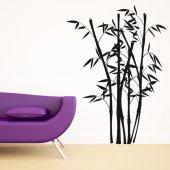 Autocolante decorativo bambu