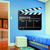 Autocolante decorativo cinema