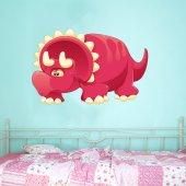 Autocolante decorativo infantil Dinosaurs