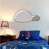 Autocolante decorativo infantil seixos