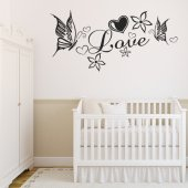 Autocolante decorativo love