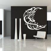 Autocolante decorativo oriental