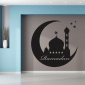 Autocolante decorativo ramadan