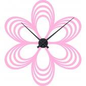 Autocolante relógios de parede flores
