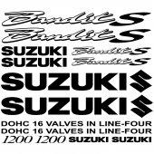 Autocolante Suzuki 1200 bandit S