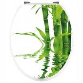 Autocolante tampo de sanita bambu