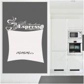 Autocolante velleda avental de cozinha