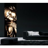 Banner Buddha Wall Sticker