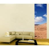 Banner Desert Wall Sticker