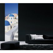 Banner Greece Wall Sticker