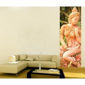 Banner Hindu Wall Sticker