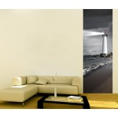 Banner Lighthouse Wall Sticker