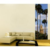 Banner Oriental Wall Sticker