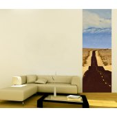 Banner Route 66 Wall Sticker