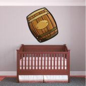 Barrel Wall Stickers