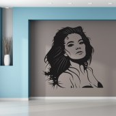 Bjork Wall Stickers