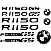 Bmw r 1150gs Decal Stickers kit