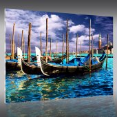 Boats - AcrylicPrints