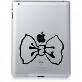 Bow Tie - Decal Sticker for Ipad 2