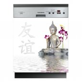 Buddha - Dishwasher Cover Panels