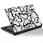 Butterflies Laptop Skins