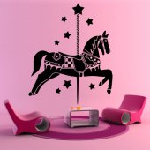 Carousel Wall Stickers