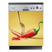 Chili Pepper - Dishwasher Cover Panels