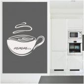 Coffee Cup - Whiteboard Wall Stickers