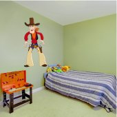 Cowboy Wall Stickers