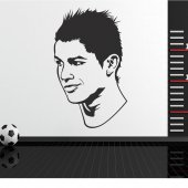 Cristiano Ronaldo Wall Stickers