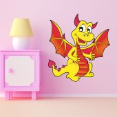 Dragon Wall Stickers
