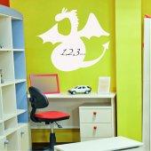 Dragon - Whiteboard Wall Stickers