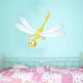 Dragonfly Wall Stickers