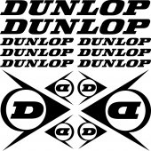 dunlop Decal Stickers kit
