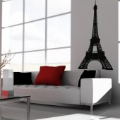 Eiffel Tower Wall Stickers