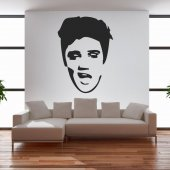 Elvis Presley Wall Stickers