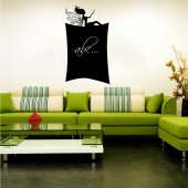 Fairy - Chalkboard / Blackboard Wall Stickers