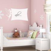 Fairy - Whiteboard Wall Stickers