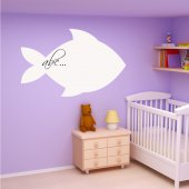 Fish - Whiteboard Wall Stickers