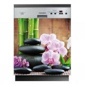 Flower Pebble - Dishwasher Cover Panels