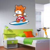 Fox Wall Stickers