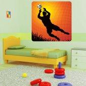 Goalkeeper Wall Stickers