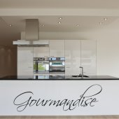 Gourmandise Wall Stickers