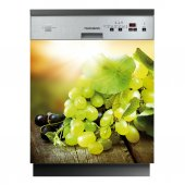 Grapes - Dishwasher Cover Panels