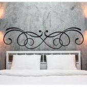 Headboards Wall Stickers