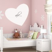 Heart - Whiteboard Wall Stickers
