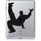 Hip Hop - Decal Sticker for Ipad 2
